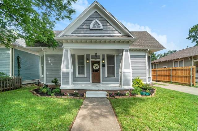 1812 Alston Avenue, Fort Worth, TX 76110 (MLS #14356948) :: The Daniel Team