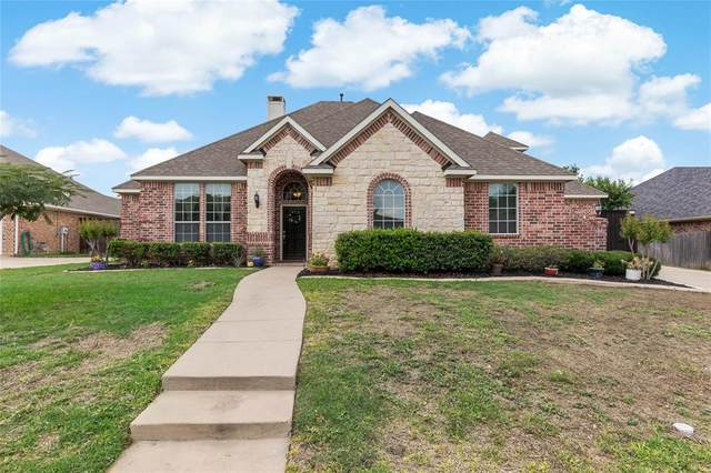 1709 Cordero Court, Denton, TX 76210 (MLS #14356970) :: Team Hodnett