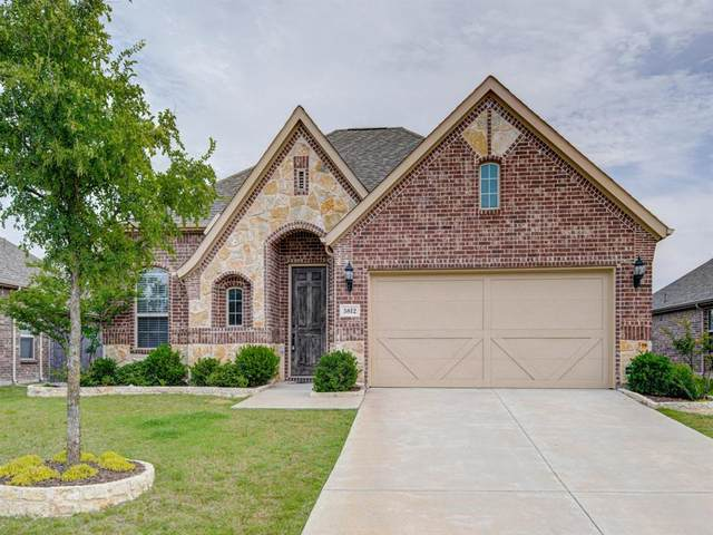 5812 Fremont Drive, Mckinney, TX 75071 (MLS #14356996) :: All Cities USA Realty
