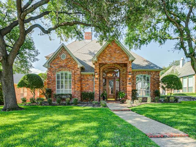3404 Sage Brush Trail, Plano, TX 75023 (MLS #14357006) :: Tenesha Lusk Realty Group