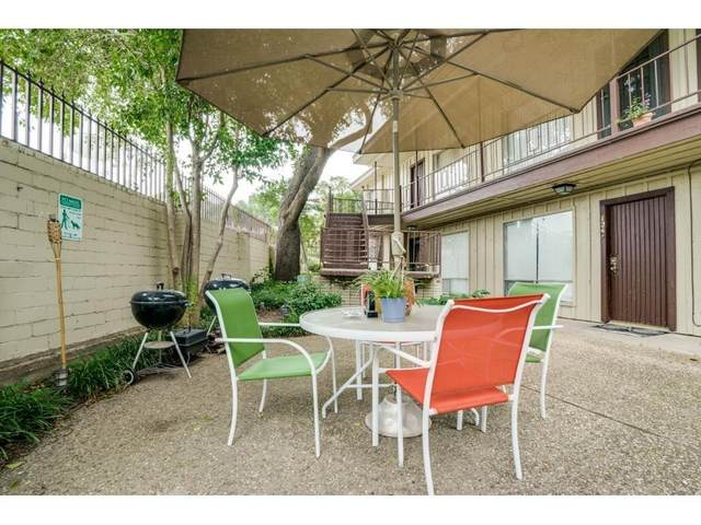 5001 Bowser Avenue #104, Dallas, TX 75209 (MLS #14357033) :: The Juli Black Team