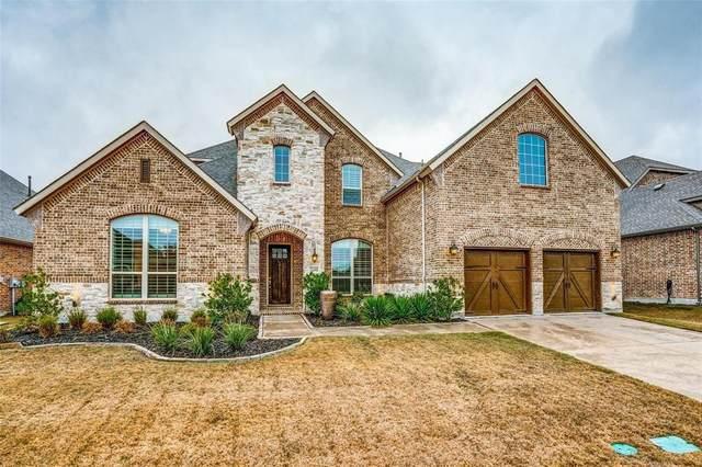 1608 Snapdragon Court, Celina, TX 75078 (MLS #14357045) :: Keller Williams Realty