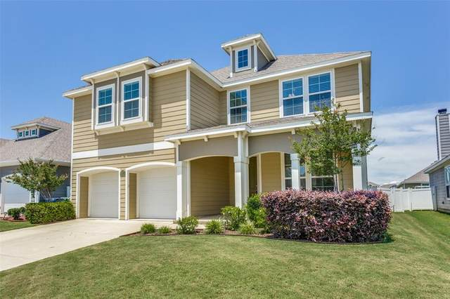 9157 Benevolent Court, Providence Village, TX 76227 (MLS #14357056) :: The Mitchell Group