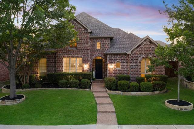 4017 Wind Dance Circle, Plano, TX 75024 (MLS #14357073) :: The Good Home Team