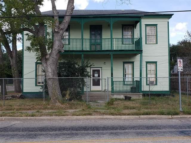 502 E Juan Linn Street, Victoria, TX 77901 (MLS #14357086) :: Ann Carr Real Estate