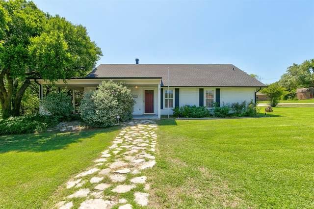 1011 Bandera Trail, Granbury, TX 76048 (MLS #14357095) :: Trinity Premier Properties