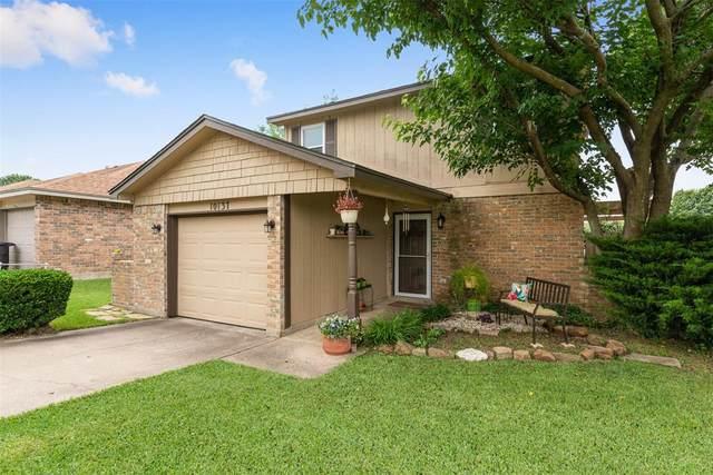 10137 Lone Eagle Drive, Fort Worth, TX 76108 (MLS #14357099) :: Tenesha Lusk Realty Group