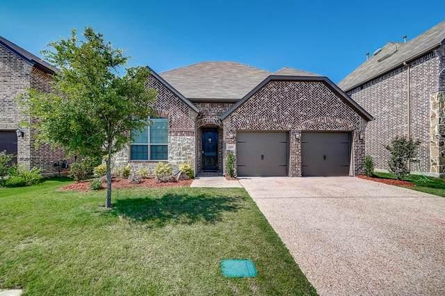 829 Lake Meadow Lane, Little Elm, TX 75068 (MLS #14357101) :: Post Oak Realty
