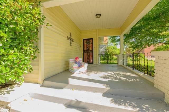314 S Waco Street, Weatherford, TX 76086 (MLS #14357112) :: Tenesha Lusk Realty Group