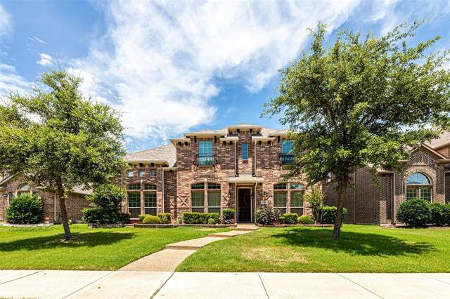 13262 Scotch Pine Drive, Frisco, TX 75035 (MLS #14357157) :: The Chad Smith Team