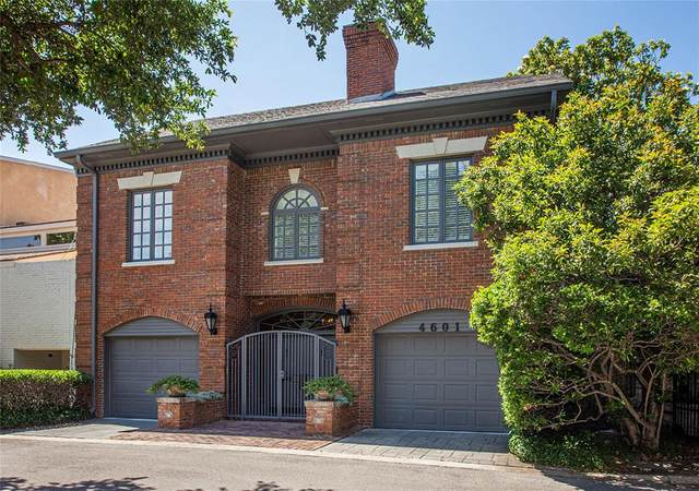 4601 Christopher Place, Dallas, TX 75204 (MLS #14357158) :: HergGroup Dallas-Fort Worth
