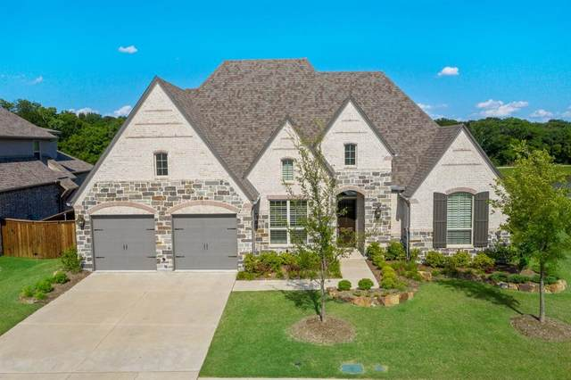 7712 River Park Drive, Mckinney, TX 75071 (MLS #14357180) :: All Cities USA Realty