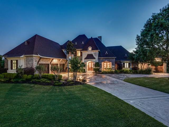 3909 Long Meadow Drive, Flower Mound, TX 75022 (MLS #14357186) :: Maegan Brest | Keller Williams Realty