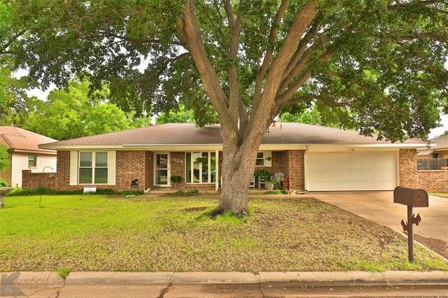 3124 Countryside Circle, Abilene, TX 79606 (MLS #14357191) :: The Tierny Jordan Network