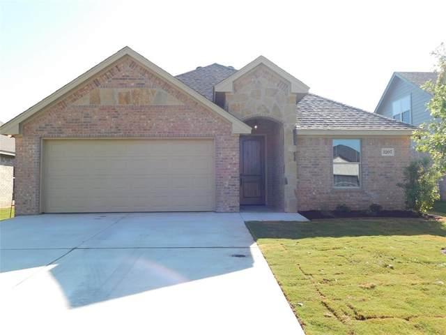 3207 Windcrest Drive, Granbury, TX 76049 (MLS #14357194) :: The Welch Team