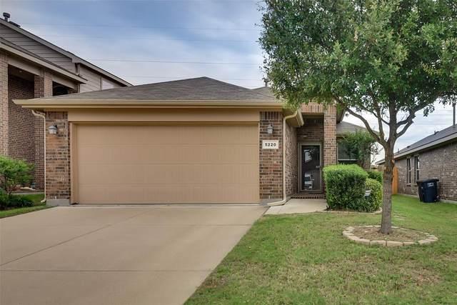 5220 Austin Ridge Drive, Fort Worth, TX 76179 (MLS #14357197) :: Keller Williams Realty