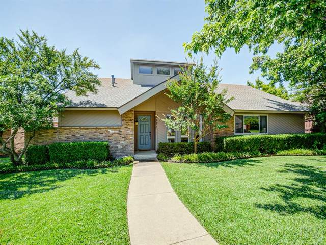 1510 Summertree Court, Richardson, TX 75082 (MLS #14357214) :: Tenesha Lusk Realty Group