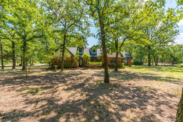 3547 Old Mill Road, Greenville, TX 75402 (MLS #14357220) :: The Kimberly Davis Group