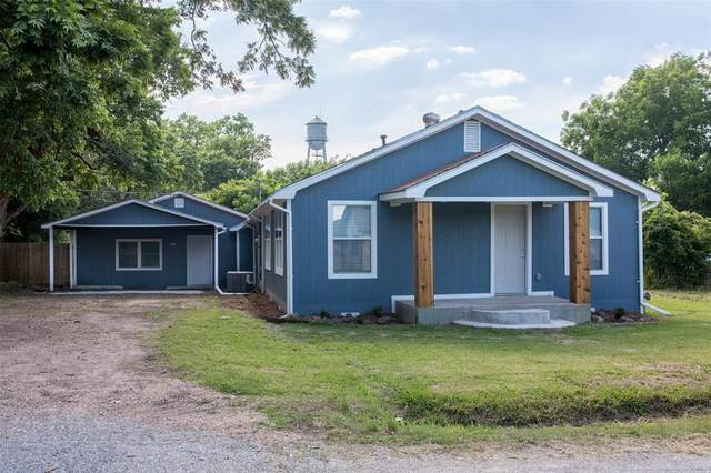 106 S Jernigan Street, Bells, TX 75414 (MLS #14357231) :: The Good Home Team