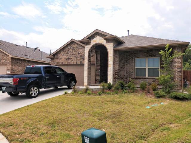 4500 Gunnison Drive, Denton, TX 76208 (MLS #14357279) :: Post Oak Realty