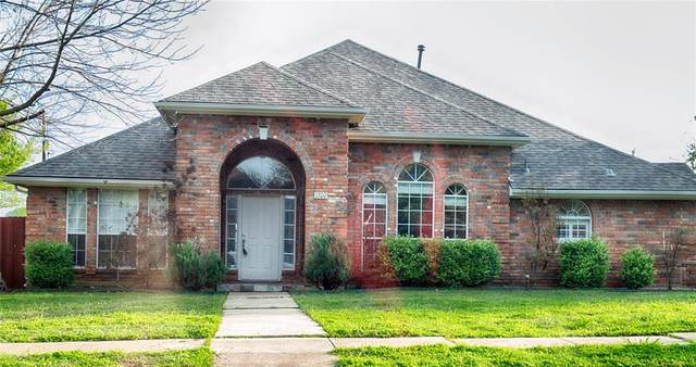 1700 Clearbrook Drive, Allen, TX 75002 (MLS #14357284) :: Baldree Home Team