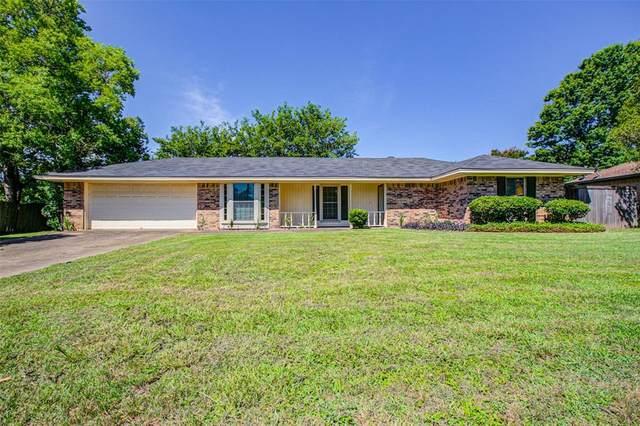 712 Clearman Drive, Crandall, TX 75114 (MLS #14357292) :: Team Hodnett
