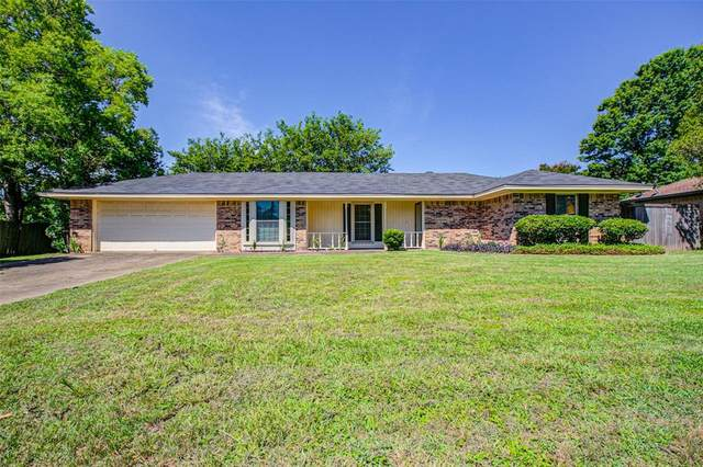 712 Clearman Drive, Crandall, TX 75114 (MLS #14357292) :: All Cities USA Realty