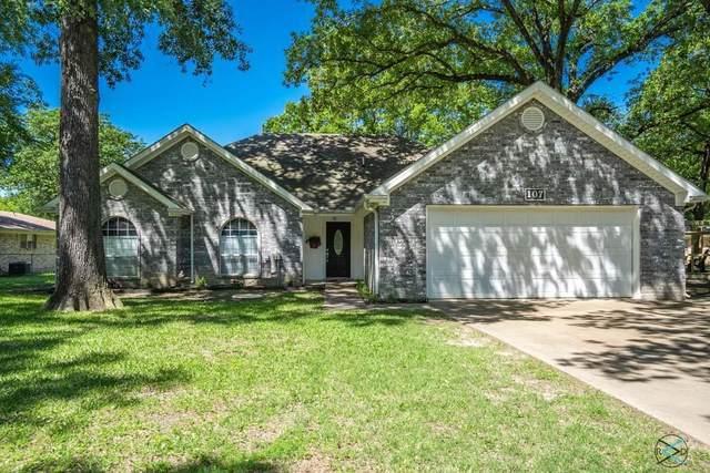 107 Buena Vista, Gun Barrel City, TX 75156 (MLS #14357297) :: The Welch Team
