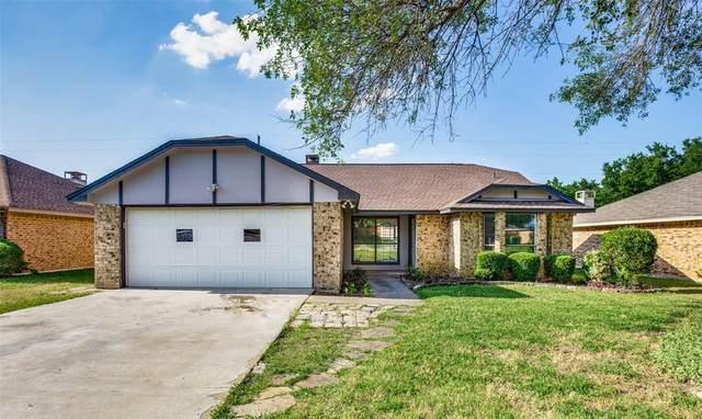 640 Rosehill Lane, Cedar Hill, TX 75104 (MLS #14357348) :: RE/MAX Pinnacle Group REALTORS