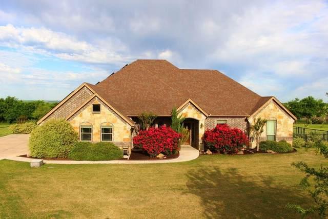 229 Sandstone Lane, Weatherford, TX 76085 (MLS #14357363) :: Team Hodnett