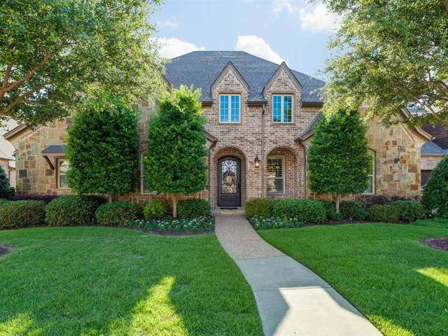 1104 Tealwood Court, Southlake, TX 76092 (MLS #14357369) :: The Kimberly Davis Group