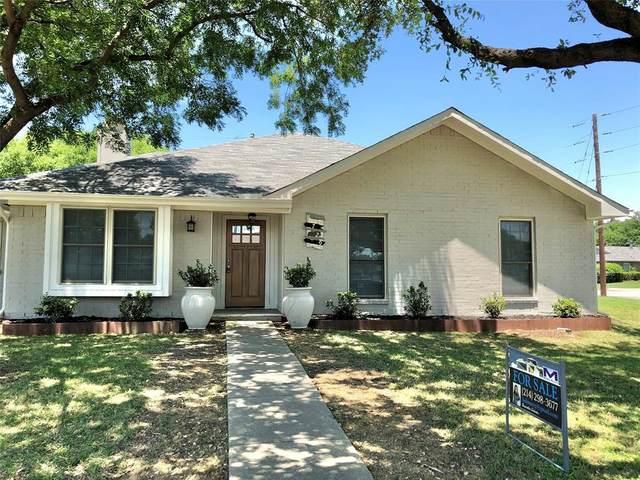 1729 Paxton Drive, Carrollton, TX 75007 (MLS #14357389) :: Tenesha Lusk Realty Group