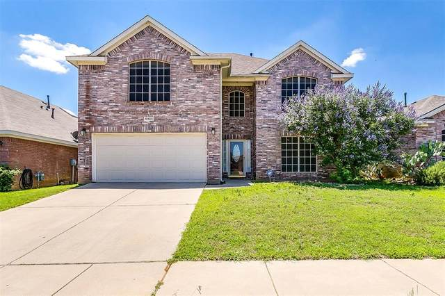 10904 Briaroaks Drive, Fort Worth, TX 76140 (MLS #14357396) :: Team Hodnett