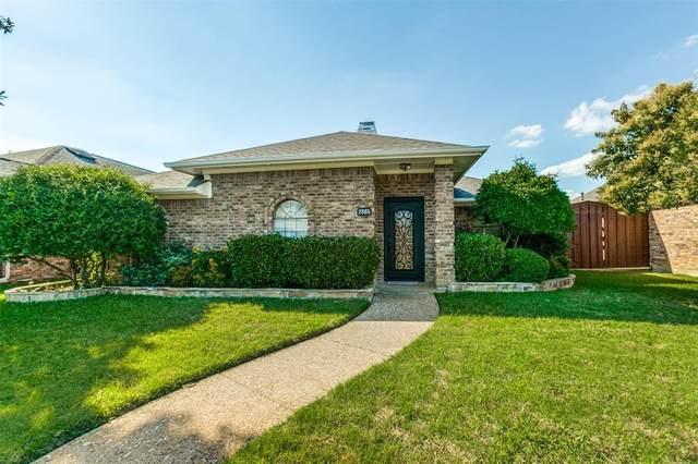 2865 Stoneridge Drive, Garland, TX 75044 (MLS #14357414) :: The Kimberly Davis Group