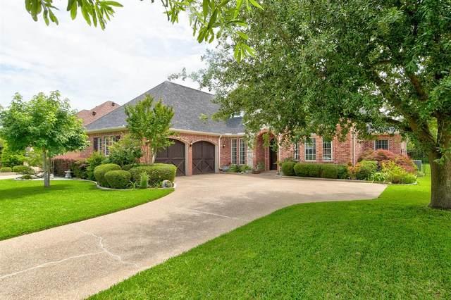 2007 Manor Way Drive, Mansfield, TX 76063 (MLS #14357432) :: Tenesha Lusk Realty Group