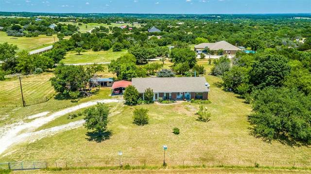 6301 Veal Station Road, Weatherford, TX 76085 (MLS #14357457) :: The Good Home Team