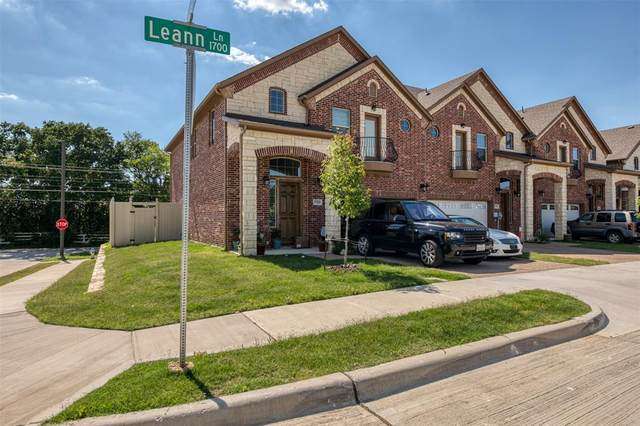 1703 Leann Lane, Irving, TX 75061 (MLS #14357460) :: Trinity Premier Properties