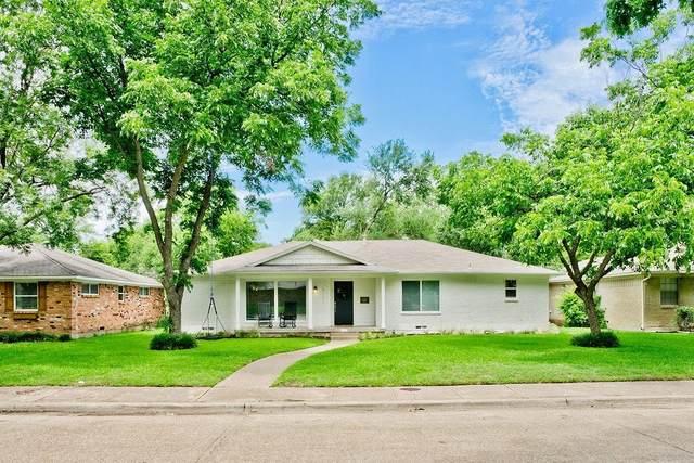 5131 Ponderosa Way, Dallas, TX 75227 (MLS #14357467) :: Baldree Home Team