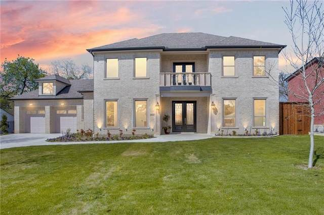 3657 Whitehall Drive, Dallas, TX 75229 (MLS #14357499) :: All Cities USA Realty