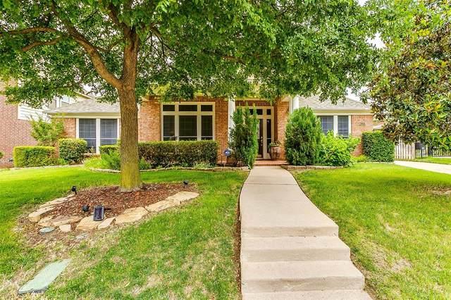 8521 Redwing Lane, Fort Worth, TX 76123 (MLS #14357501) :: Real Estate By Design