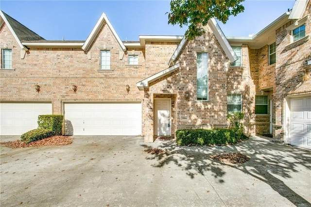 706 S Jupiter Road #1806, Allen, TX 75002 (MLS #14357513) :: The Mitchell Group