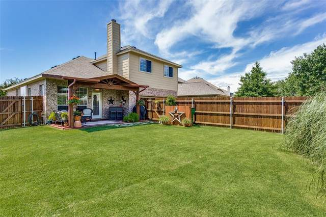 3637 Carmel Mountain Drive, Mckinney, TX 75070 (MLS #14357547) :: The Mitchell Group