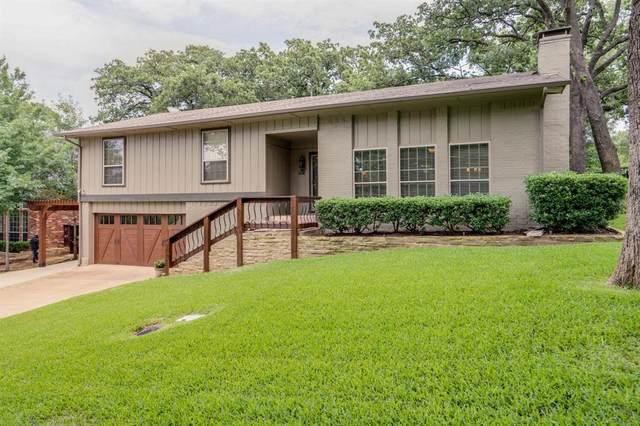 334 Hickory Ridge Drive, Highland Village, TX 75077 (MLS #14357568) :: The Good Home Team