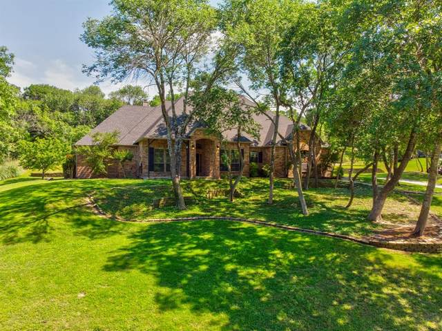 1532 Hunterglenn Drive, Aledo, TX 76008 (MLS #14357593) :: The Daniel Team
