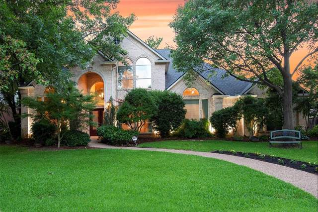 3404 Stonecrest Drive, Grapevine, TX 76051 (MLS #14357606) :: The Mitchell Group