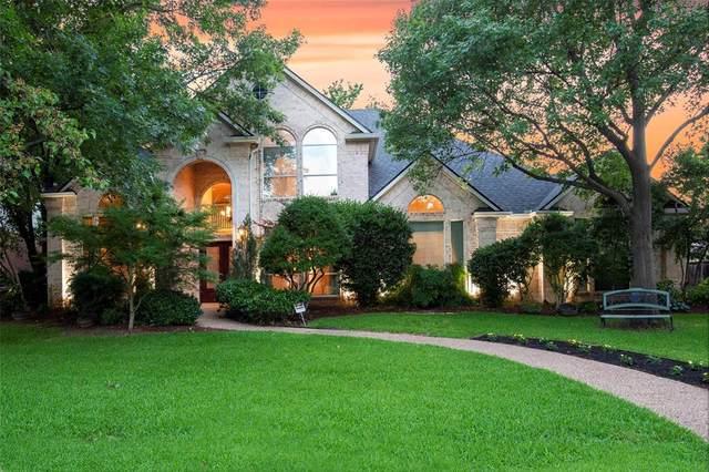 3404 Stonecrest Drive, Grapevine, TX 76051 (MLS #14357606) :: Team Tiller