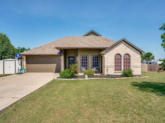 125 Pleasant Run, Reno, TX 76020 (MLS #14357615) :: The Kimberly Davis Group