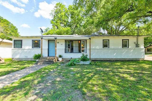 611 Graham Street, Cleburne, TX 76033 (MLS #14357620) :: ACR- ANN CARR REALTORS®