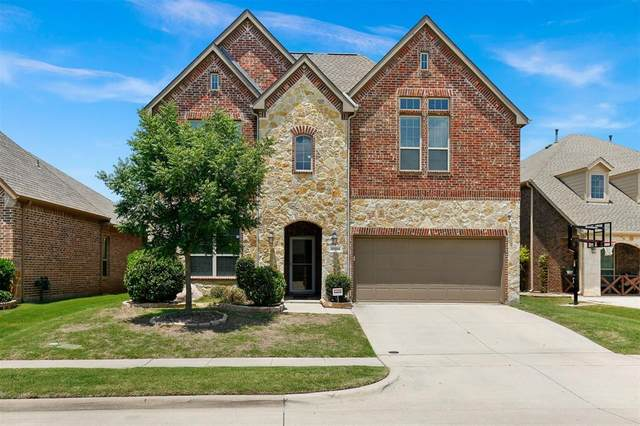 10204 Old Eagle River Lane, Mckinney, TX 75072 (MLS #14357625) :: Tenesha Lusk Realty Group