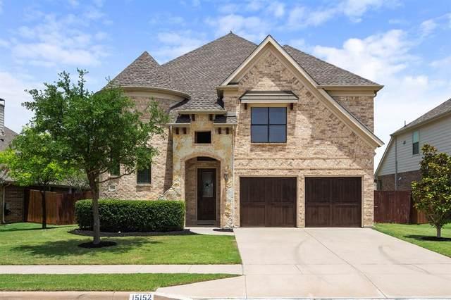 15152 Wild Duck Way, Fort Worth, TX 76262 (MLS #14357644) :: Century 21 Judge Fite Company